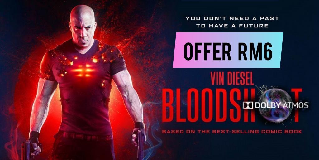 BLOODSHOT (ATMOS)