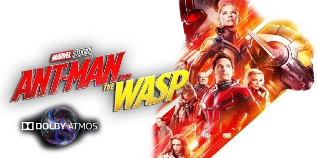 ANT-MAN AND THE WASP (ATMOS)