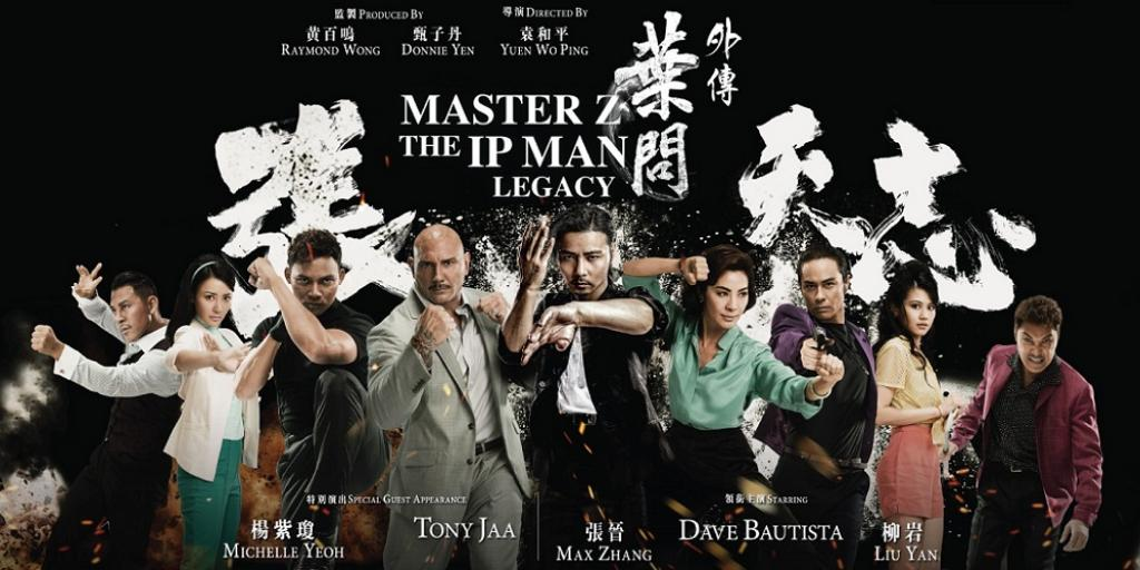 MASTER Z: THE IP MAN LEGACY