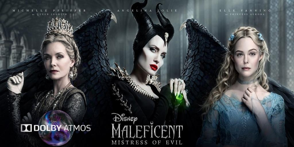 MALEFICENT: MISTRESS OF EVIL (ATMOS)